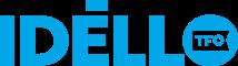 Logo Idello Bleu